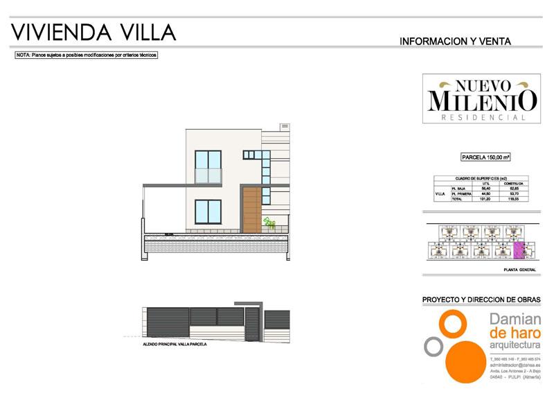 Semi-detached Houses - Residencial Nuevo Milenio